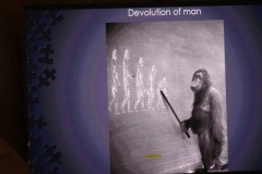 2015 Devolution of man
